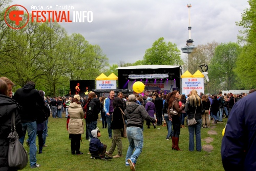 Bevrijdingsfestival Zuid Holland 2012 foto