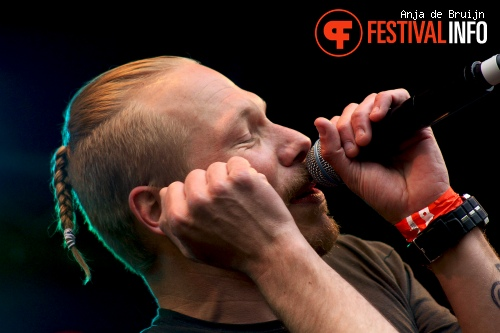 Splendid op Bevrijdingsfestival Zuid Holland 2012 foto