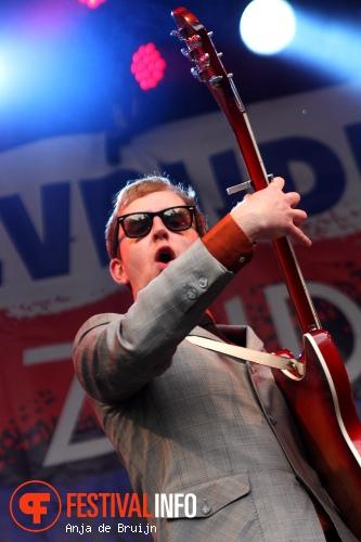 The Kik op Bevrijdingsfestival Zuid Holland 2012 foto