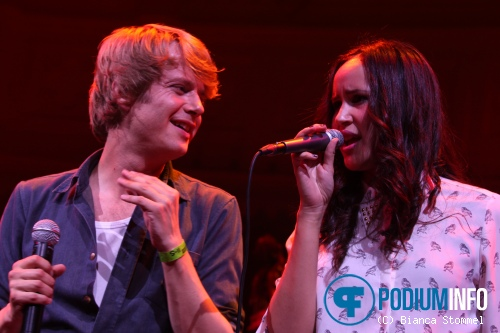 Charlene op Dox Family Night: Dox Records 15 jaar - 11/5 - Paradiso foto