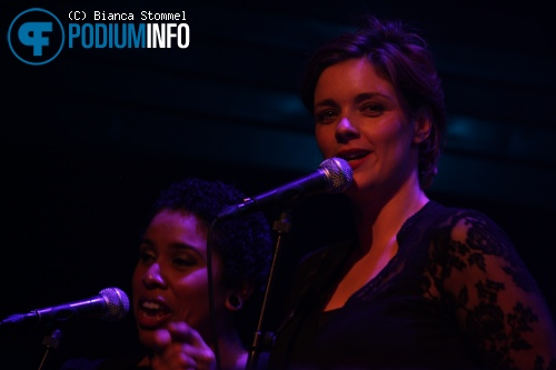 Giovanca op Dox Family Night: Dox Records 15 jaar - 11/5 - Paradiso foto