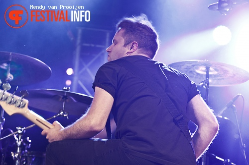 Attack! Attack! op Jera On Air 2012 foto