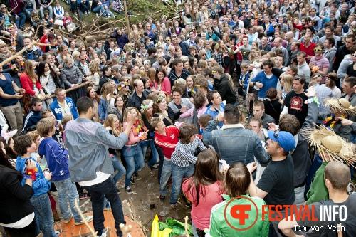 Foto Kraantje Pappie op Dauwpop 2012