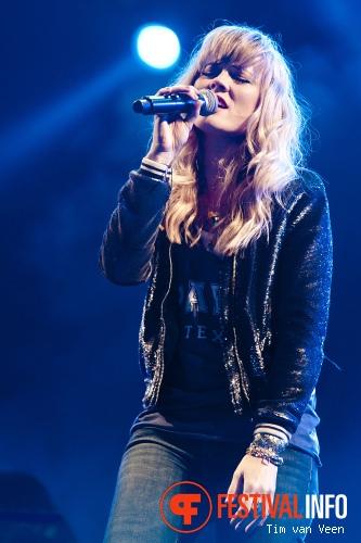 Foto Ilse DeLange op Dauwpop 2012