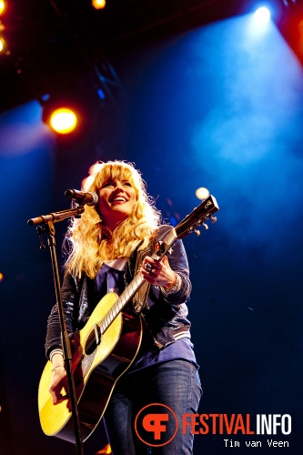 Ilse DeLange op Dauwpop 2012 foto
