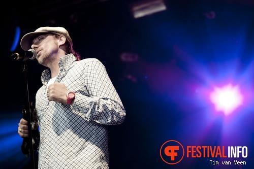 Jah6 op Dauwpop 2012 foto