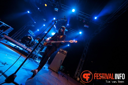 Foto Band of Skulls op Dauwpop 2012