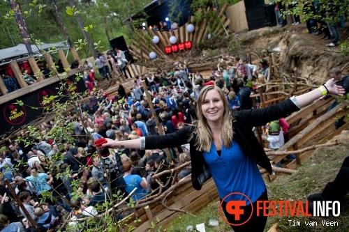 FeestDJRuud op Dauwpop 2012 foto