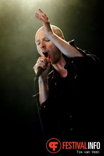 Foto Sivert Høyem op Dauwpop 2012