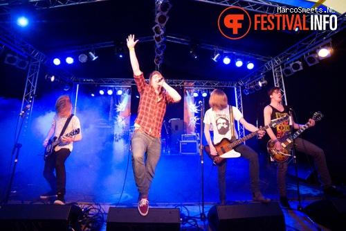 Foto John Coffey op Klomppop 2012