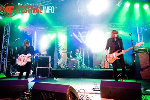 Foto Band of Skulls op Klomppop 2012