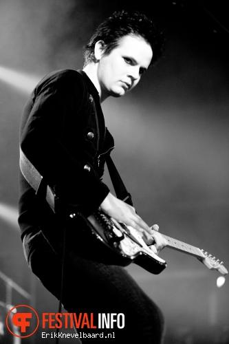 Foto Ex Simple Minds op Oerrock 2012