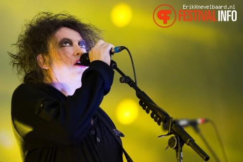 Foto The Cure op Pinkpop 2012 - Zaterdag