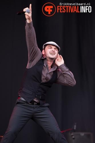 Babylon Circus op Pinkpop 2012 - Zondag foto