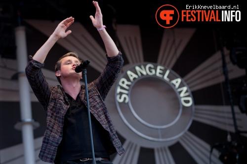 Foto Keane op Pinkpop 2012 - Zondag