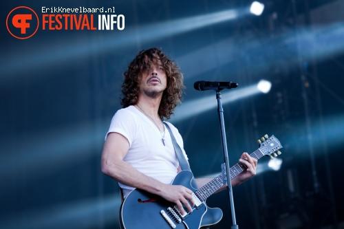 Soundgarden op Pinkpop 2012 - Zondag foto