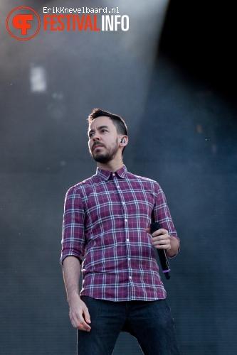 Linkin Park op Pinkpop 2012 - Zondag foto