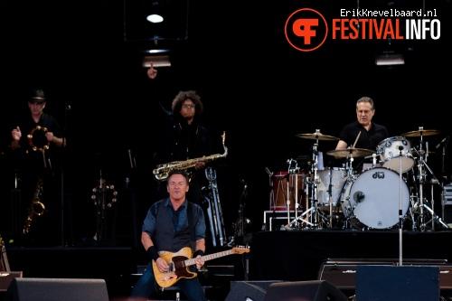 Bruce Springsteen op Pinkpop 2012 - Maandag foto