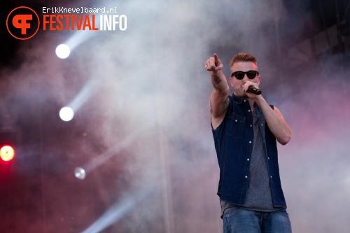 Foto Gers Pardoel op Pinkpop 2012 - Maandag