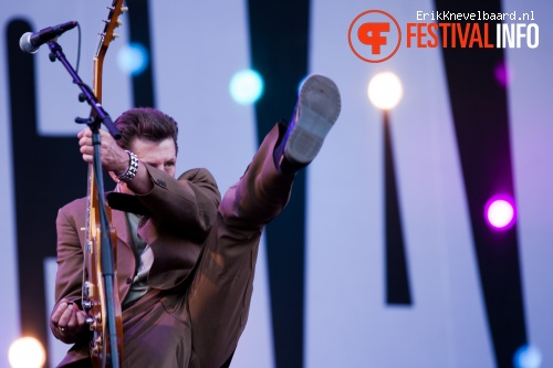 The Specials op Pinkpop 2012 - Maandag foto