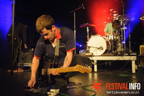 Cloud Nothings op Le Guess Who? May Day 2012 foto