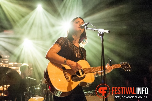 Foto Sharon van Etten op Le Guess Who? May Day 2012