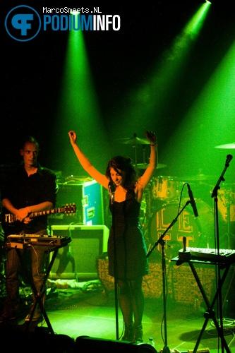 Snoeck op Club 3voor12 Eindhoven - 2/6 - Effenaar foto