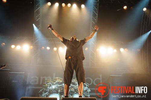 Lamb Of God op Fortarock 2012 foto