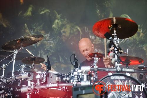 Foto Machine Head op Fortarock 2012