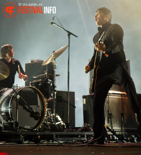 Foto The Afghan Whigs op Optimus Primavera Sound 2012