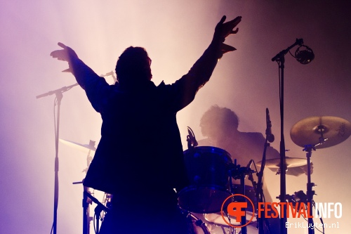 Mercury Rev op Optimus Primavera Sound 2012 foto