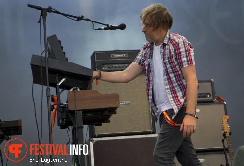 Yann Tiersen op Optimus Primavera Sound 2012 foto