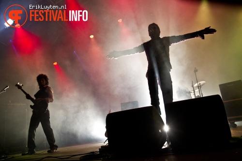 Foto Mercury Rev op Optimus Primavera Sound 2012