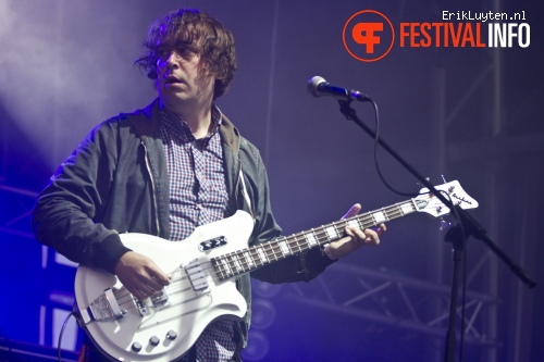 Foto Sleepy Sun op Optimus Primavera Sound 2012