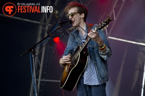 Foto Atlas Sound op Optimus Primavera Sound 2012