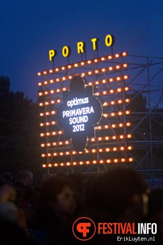 Optimus Primavera Sound 2012 foto