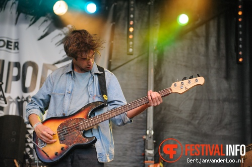 Rats on Rafts op Torenpop 2012 foto