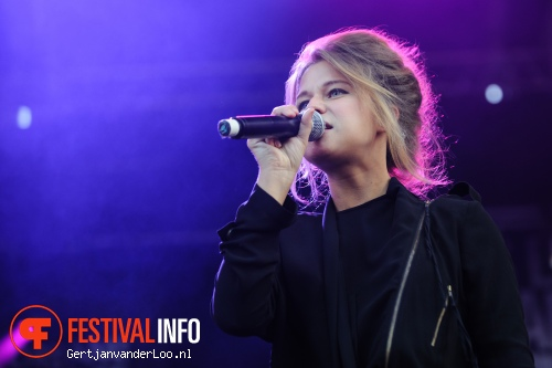 Selah Sue op Indian Summer 2012 foto