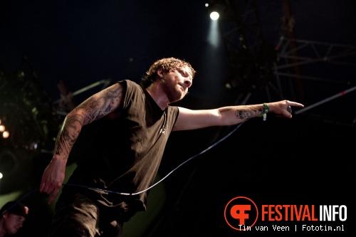 Foto Comeback Kid op Graspop Metal Meeting 2012