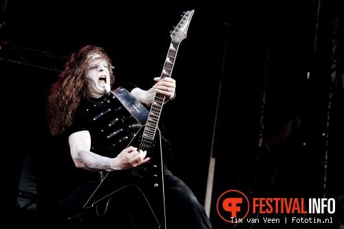 Foto Powerwolf op Graspop Metal Meeting 2012