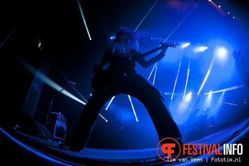 Foto Fear Factory op Graspop Metal Meeting 2012