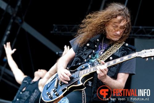 Primal Fear op Graspop Metal Meeting 2012 foto