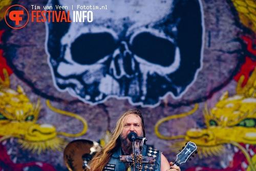 Black Label Society op Graspop Metal Meeting 2012 foto