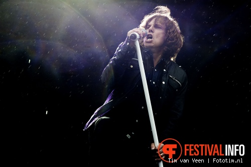 Foto Europe op Graspop Metal Meeting 2012