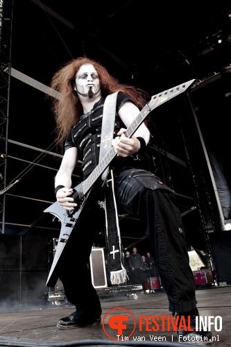 Powerwolf op Graspop Metal Meeting 2012 foto