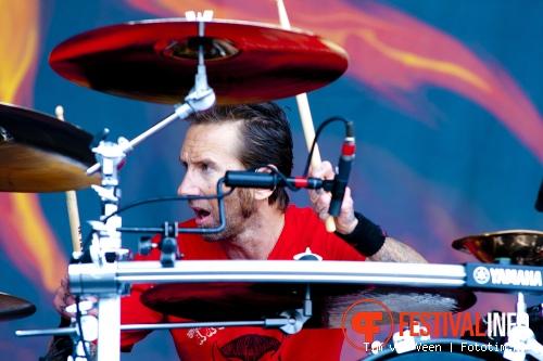 Foto Godsmack op Graspop Metal Meeting 2012