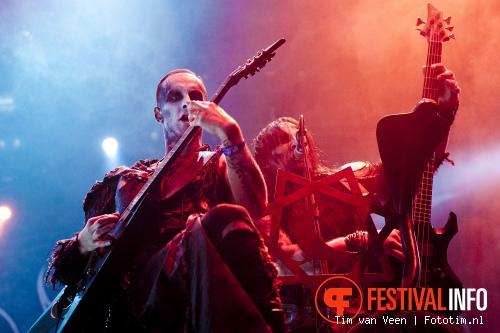 Foto Behemoth op Graspop Metal Meeting 2012