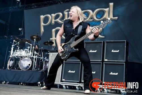 Foto Primal Fear op Graspop Metal Meeting 2012