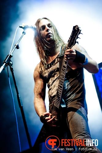 Foto AxeWound op Graspop Metal Meeting 2012