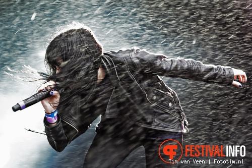 Foto Six Hour Sundown op Graspop Metal Meeting 2012
